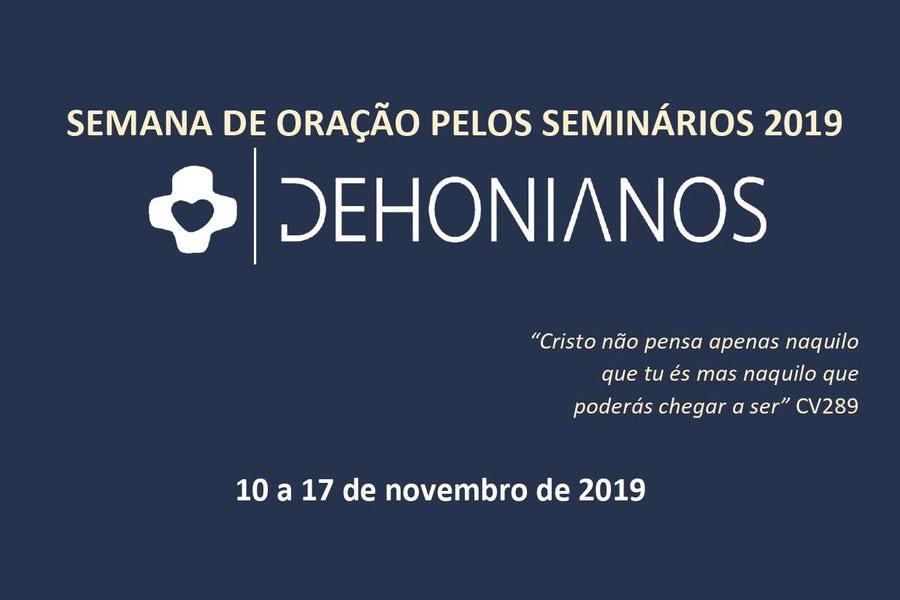 Semana de Oração pelos Seminários 2019