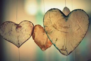De coração agradecido