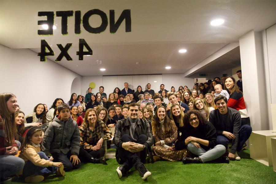 Noite 4×4 com Iker Casillas – Universitários Dehonianos