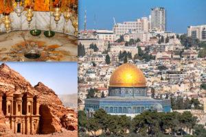 Viagem Jordânia – Jerusalém