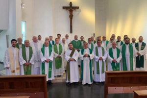 Encerramento da XXI Assembleia de párocos SCJ