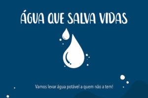 Campanha de solidariedade com a missão de Luau, Angola – Água que salva vidas