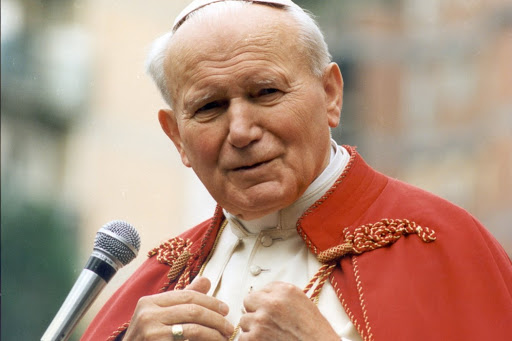 Centenário do nascimento do papa João Paulo II