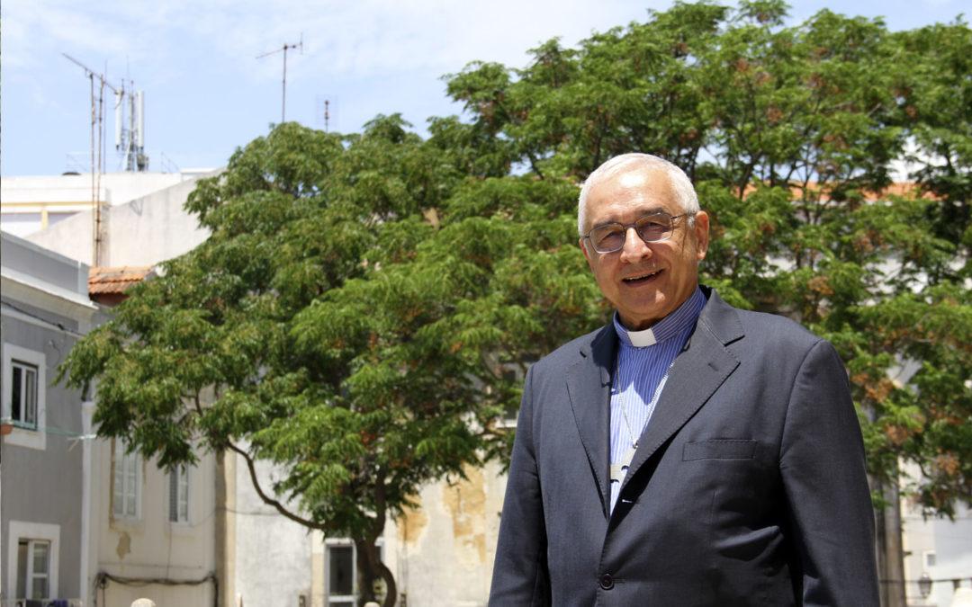 Dom José Ornelas,Presidente da Conferência Episcopal Portuguesa