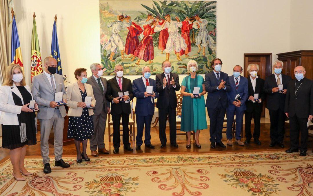 Ribeira brava: Centro Social e Paroquial de São Bento distinguido pelo Governo Regional da Madeira