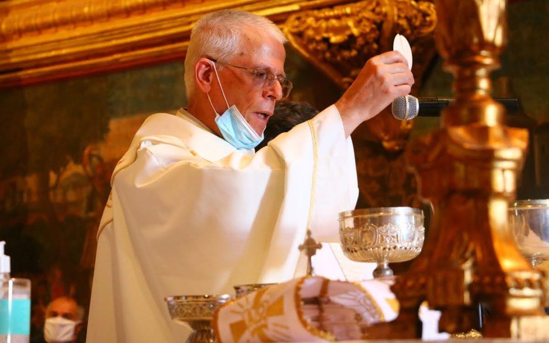Bodas de Ouro de Primeira Missa