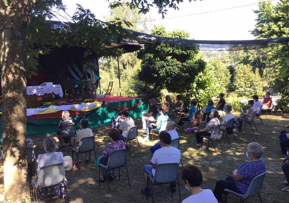 Betânia: Encerramento das atividades dos Grupos Missionários