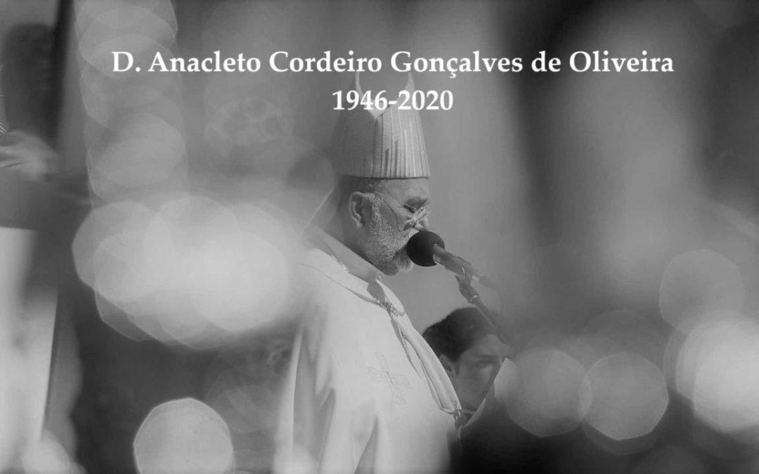 Faleceu Dom Anacleto Oliveira, Bispo de Viana do Castelo