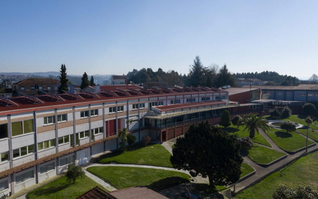 Instalação fotovoltaica do Seminário Missionário Pe. Dehon