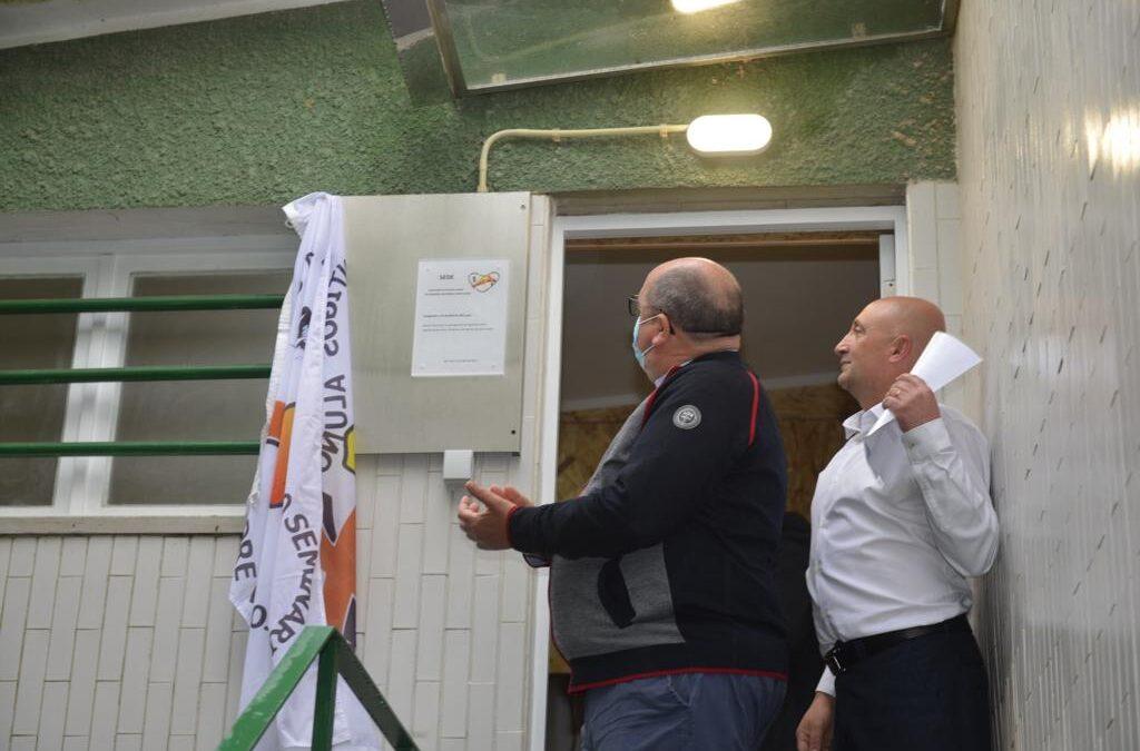 Associação dos Antigos Alunos do Seminário Padre Dehon: encontro de inauguração da sede Social