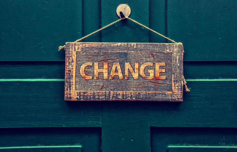 Ousa mudar…