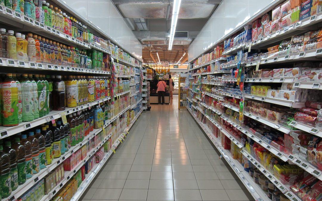 Ir ao supermercado