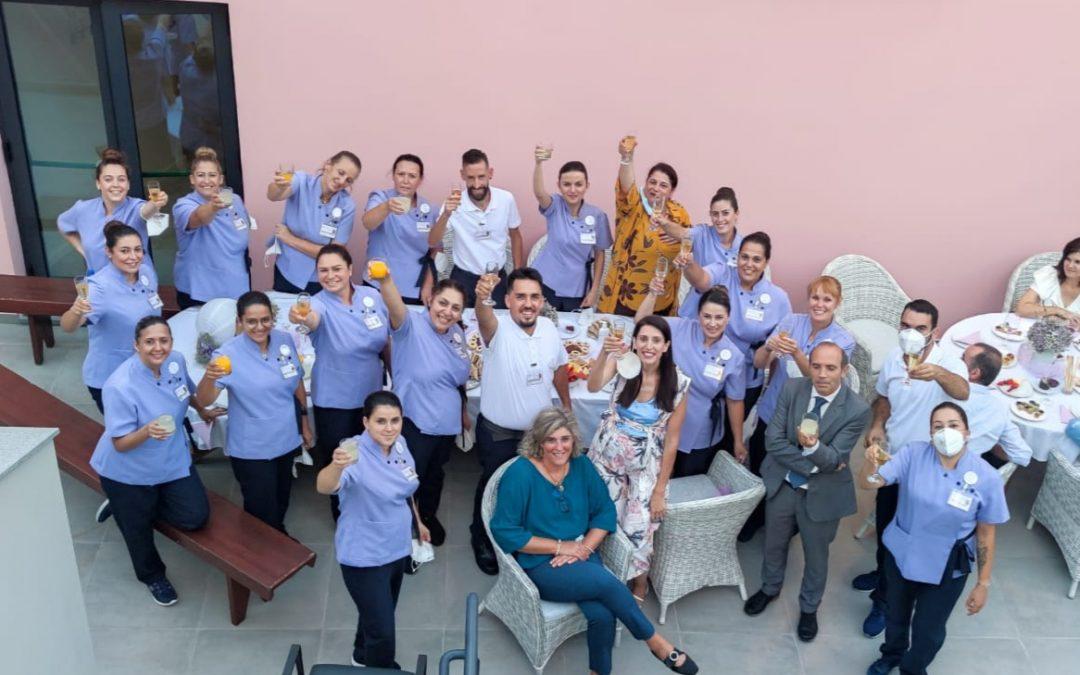 Inauguração da Unidade de Alzheimer Dragoeiro na Paróquia da Ribeira Brava